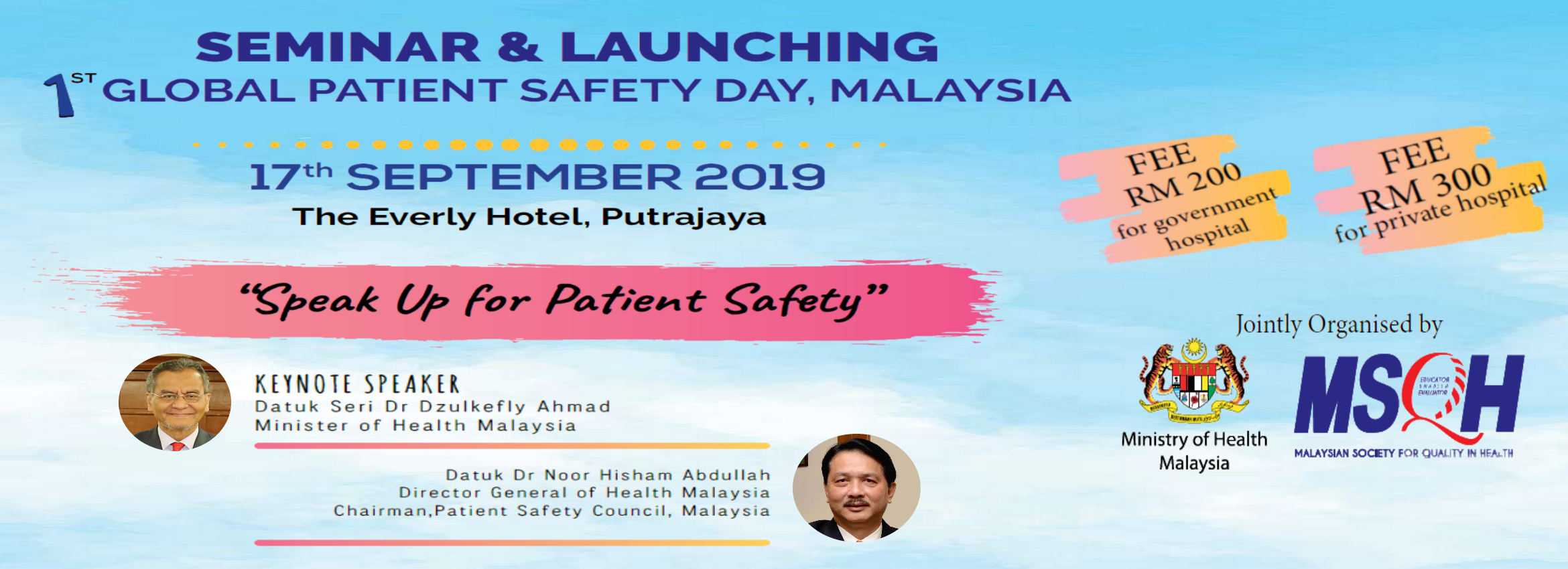 Global Patient Safety Day