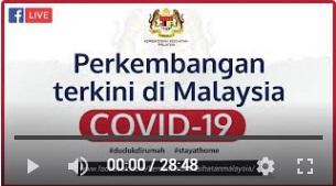Covid 19 Pusat Media